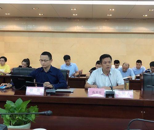 黄奥受邀为长丰县重点局进行法律培训